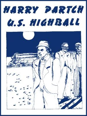 Poster for US Highball tour, 1976